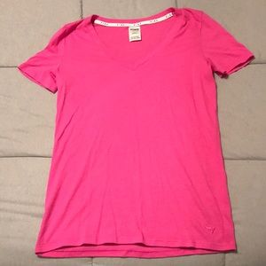PINK Tee XS no flaws